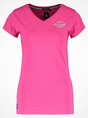 Gaastra BYLLAR Tshirt med tryck real pink