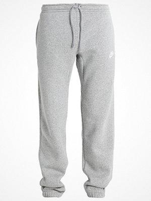 Sportkläder - Nike Sportswear Träningsbyxor dark grey heather/white