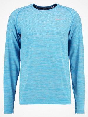 Sportkläder - Nike Performance Tshirt långärmad pale grey/vivid sky