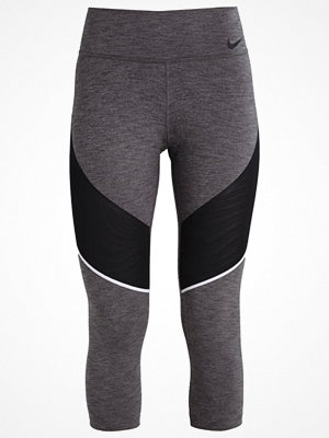 Sportkläder - Nike Performance Tights charcoal heathr/black/white