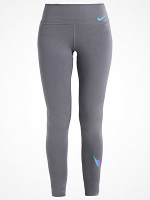 Sportkläder - Nike Performance Tights cool grey/vivid purple