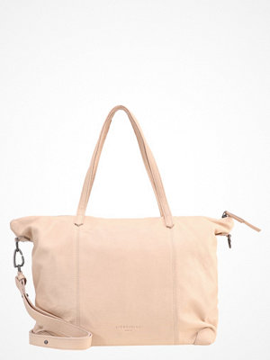 Liebeskind beige shopper Shoppingväska light powder