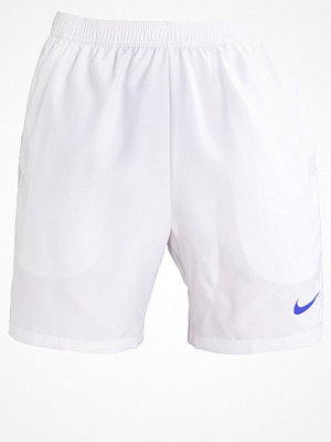 Sportkläder - Nike Performance Träningsshorts white/paramount blue/paramount blue