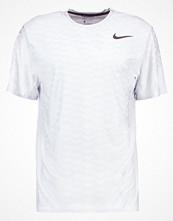 Sportkläder - Nike Performance Funktionströja pure platinum/white/black