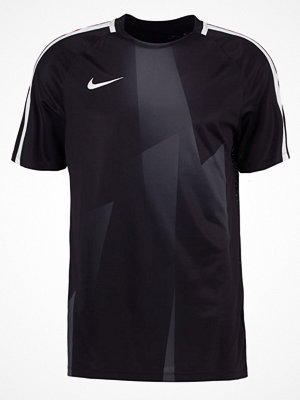 Sportkläder - Nike Performance Tshirt med tryck black/white/white