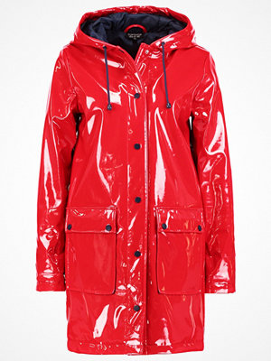 Topshop Regnjacka red