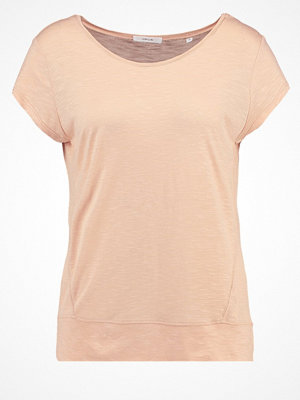 Opus SILKI Tshirt bas powder peach