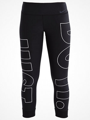 Sportkläder - Nike Performance Tights black/white/cool grey