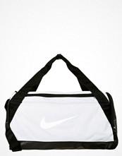 Sport & träningsväskor - Nike Performance BRASILIA Sportväska pure platinum/black/white