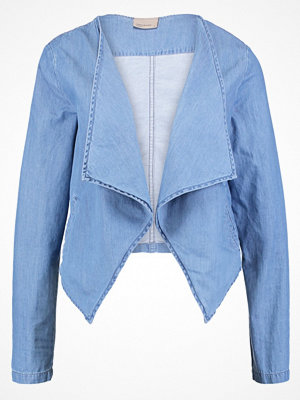 Vero Moda VMEMILIA Jeansjacka light blue