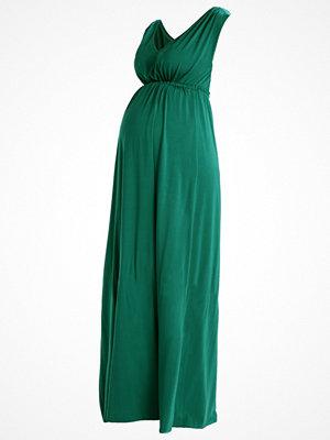 Slacks & Co. AMELIA Maxiklänning green