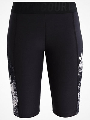 Sportkläder - Nike Performance Tights black/black/white