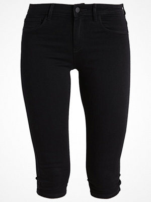 Only ONLRAIN Jeansshorts black