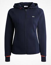 Lacoste Sport Sweatshirt navy blue/fluo energy
