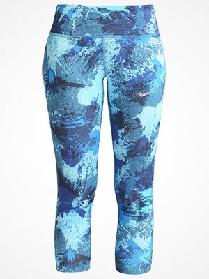 Sportkläder - Nike Performance POWER ESSENTIAL Tights industrial blue