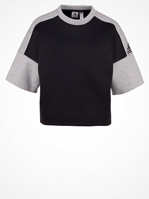 Adidas Performance ZNE Sweatshirt black/medium grey heather