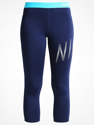 Sportkläder - Nike Performance Tights binary blue/chlorine blue/white