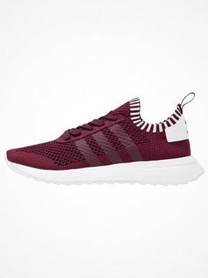 Sneakers & streetskor - Adidas Originals FLASHBACK PK Sneakers maroon/white