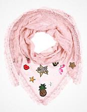 Halsdukar & scarves - Codello Scarf pink