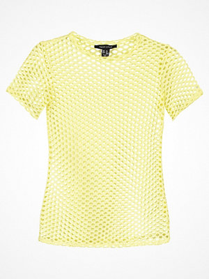 New Look Tshirt med tryck bright yellow