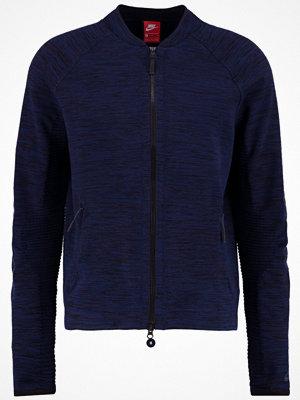 Street & luvtröjor - Nike Sportswear TECH Sweatshirt binary blue