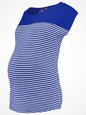 Seraphine JUNO Tshirt med tryck bluemarl