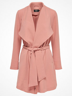 Only ONLRUNA  Trenchcoat rose dawn