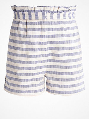 Vero Moda VMLAURA Shorts surf the web/oatmeal