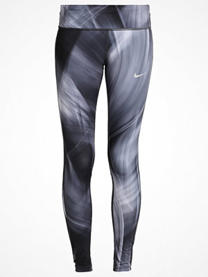 Sportkläder - Nike Performance POWER EPIC Tights black/reflective silver