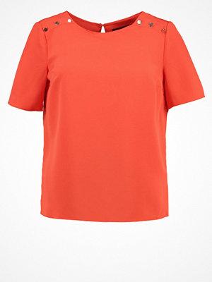 Dorothy Perkins Tshirt med tryck coral