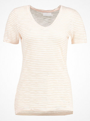 Kaffe JESSICA  Tshirt med tryck evening sand thin