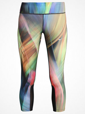 Sportkläder - Nike Performance POWER EPIC Tights light photo blue/black/reflective