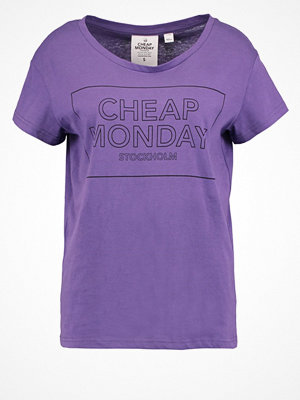 Cheap Monday HAVE  Tshirt med tryck dusty purple