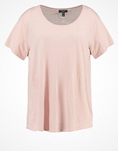 New Look Curves Tshirt bas mid pink