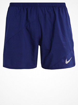 Sportkläder - Nike Performance FLEX DISTANCE Träningsshorts binary blue/binary blue/reflective silver