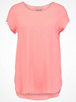 Vero Moda BOCA Tshirt bas georgia peach