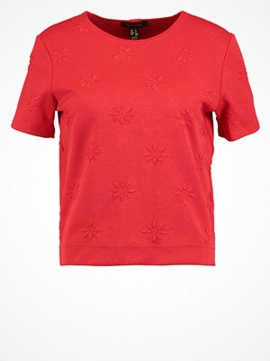 New Look Tshirt med tryck bright red