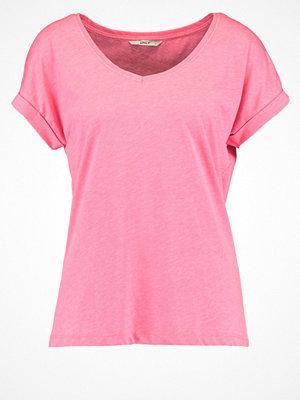 Only ONLTRULY  Tshirt bas bubblegum