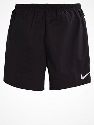 Sportkläder - Nike Performance Träningsshorts black/volt/reflective silver