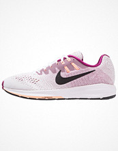 Sport & träningsskor - Nike Performance AIR ZOOM STRUCTURE 20 Löparskor stabilitet white/black/true berry/sunset