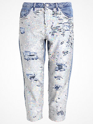 Topshop ARIEL HAYDEN Jeans relaxed fit middenim