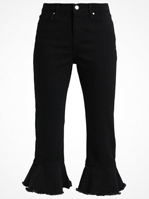 Topshop Flared jeans black