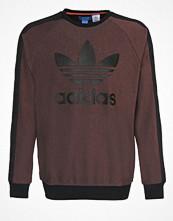 Tröjor & cardigans - Adidas Originals EQT CREW  Sweatshirt black