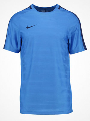 Sportkläder - Nike Performance SQUAD Tshirt med tryck light photo blue/binary blue/binary blue