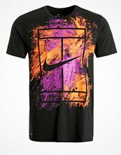Sportkläder - Nike Performance Funktionströja black/tart