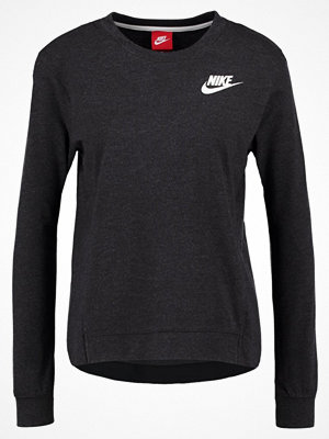 Nike Sportswear Stickad tröja black heather/sail