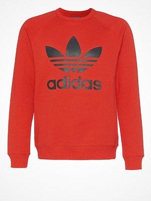 Tröjor & cardigans - Adidas Originals TREFOIL Sweatshirt core red