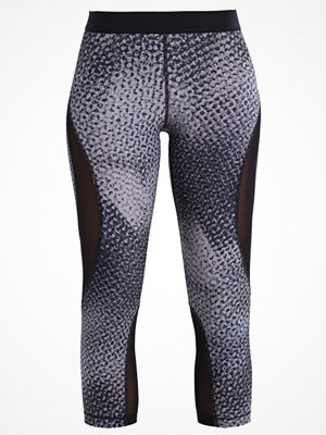 Sportkläder - Nike Performance Tights pure platinum/black/pure platinum