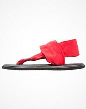 Sanuk YOGA 2 Flipflops bright red