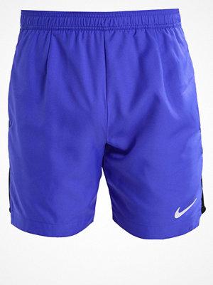 Sportkläder - Nike Performance Träningsshorts paramount blue/white